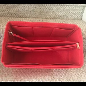 Organizer for Nerverfull GM Red
